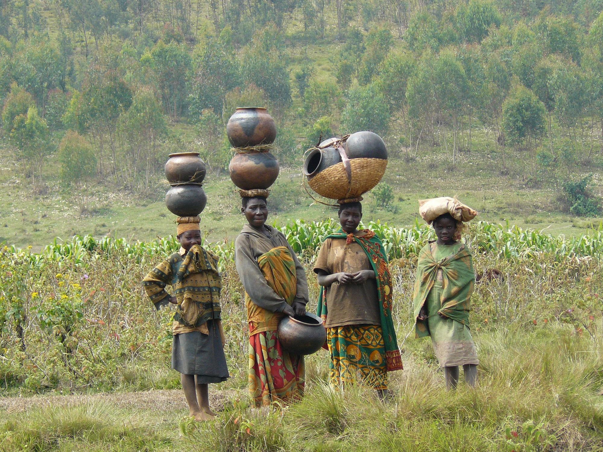 بوروندی
