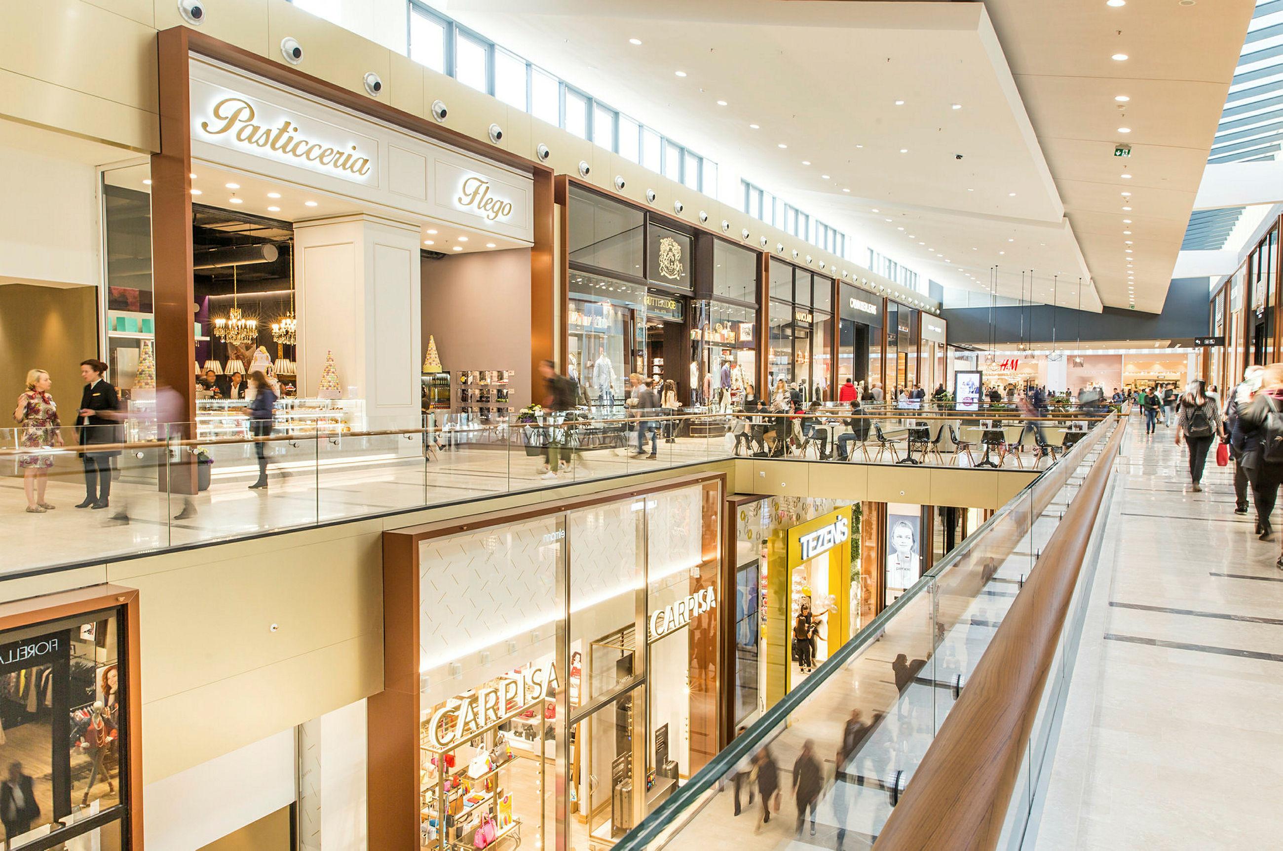 برترین مراکز خرید بلگراد