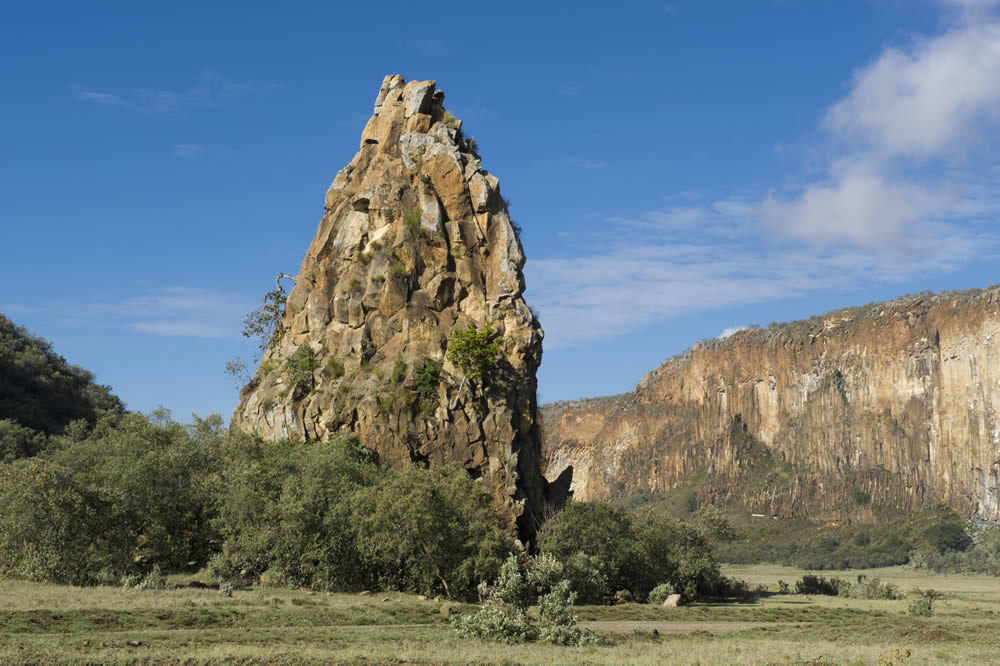 پارک ملی جهنم گیت در نایروبی