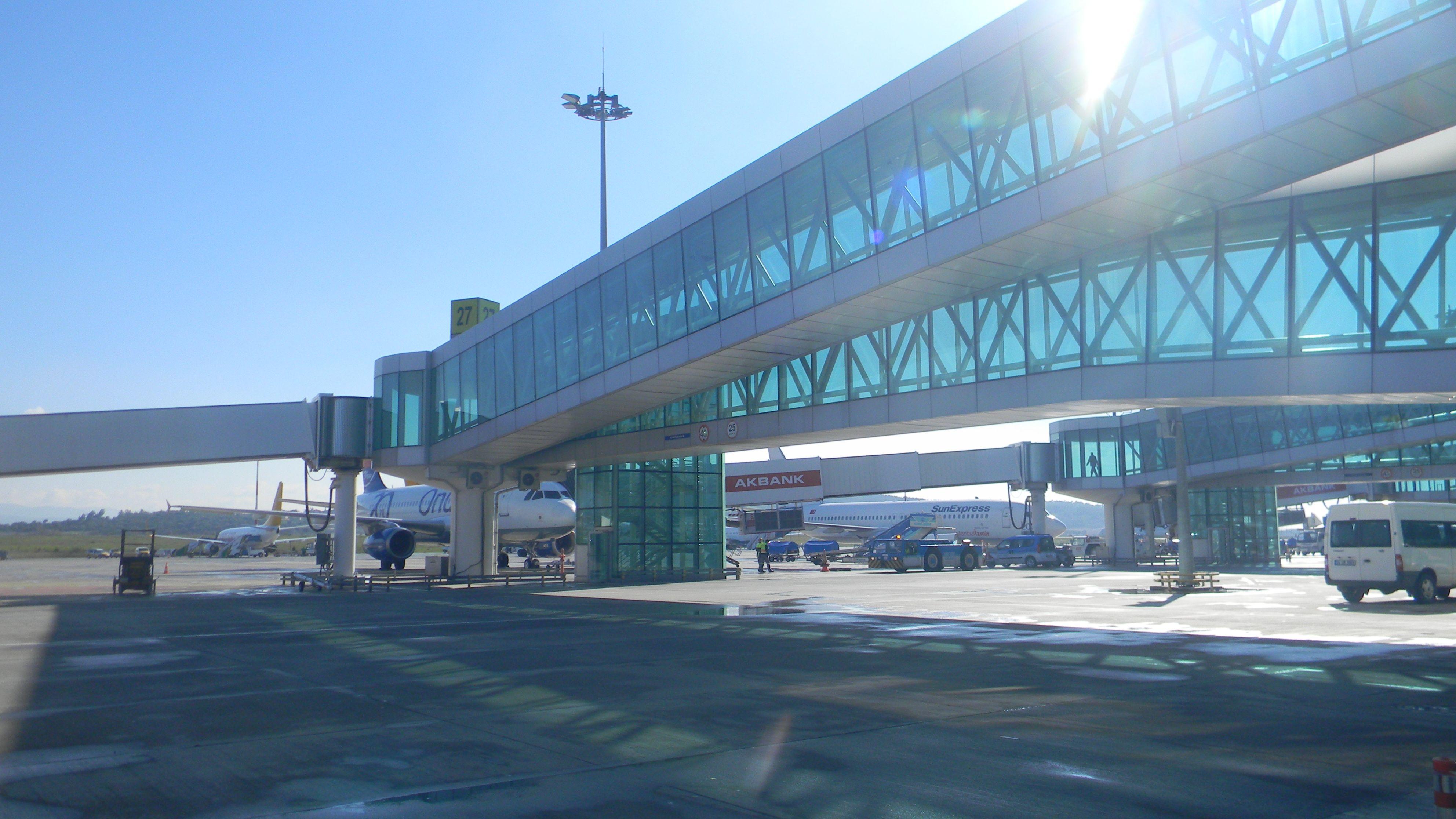 فرودگاه ازمیر