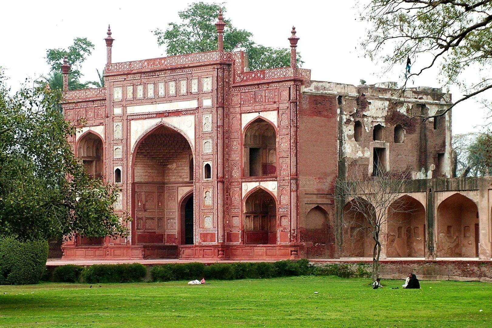 مقبره جهانگیر شاه، پاکستان