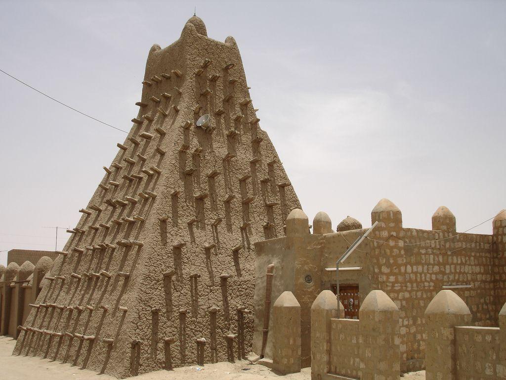 مسجد سانکوره