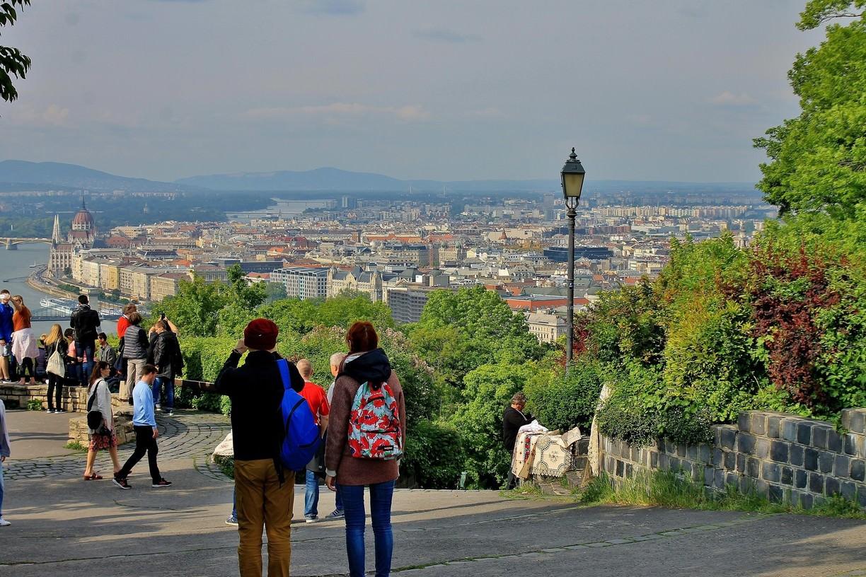 قلعه سیتادلا بوداپست زیر ذره بین