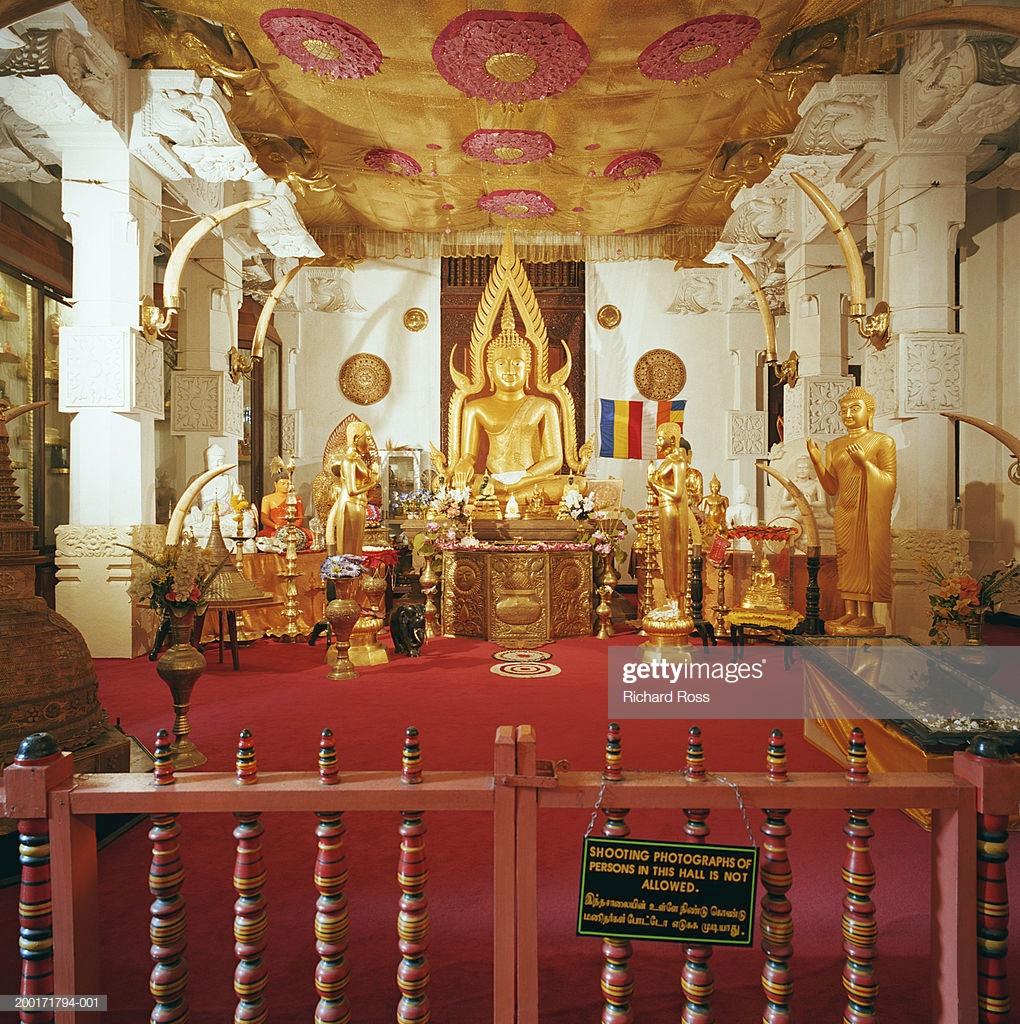 معبد دندانهای یادگار در کندی