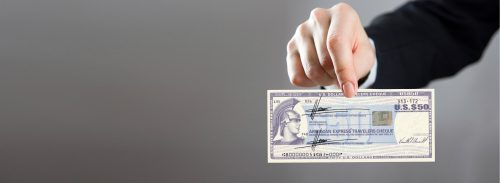 چک یا پول نقد؟