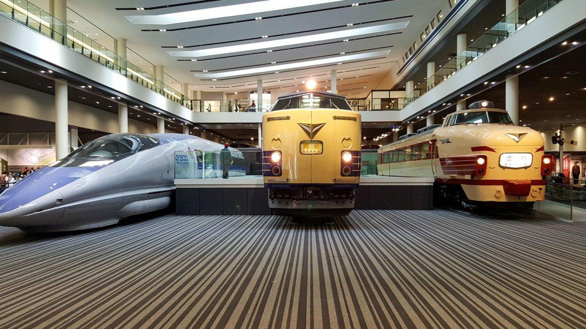 موزه راه آهن اوترخت