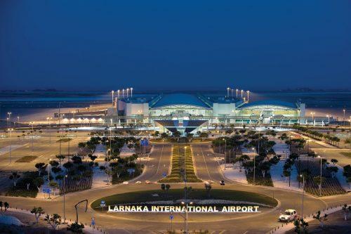 دسترسی به مرکز شهر از فرودگاه لارناکا