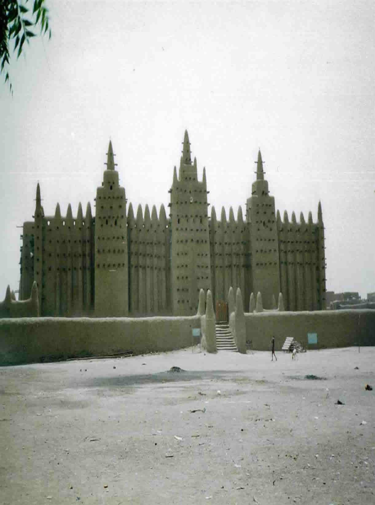 مسجد دیینج ری بر در تیمبوکتو