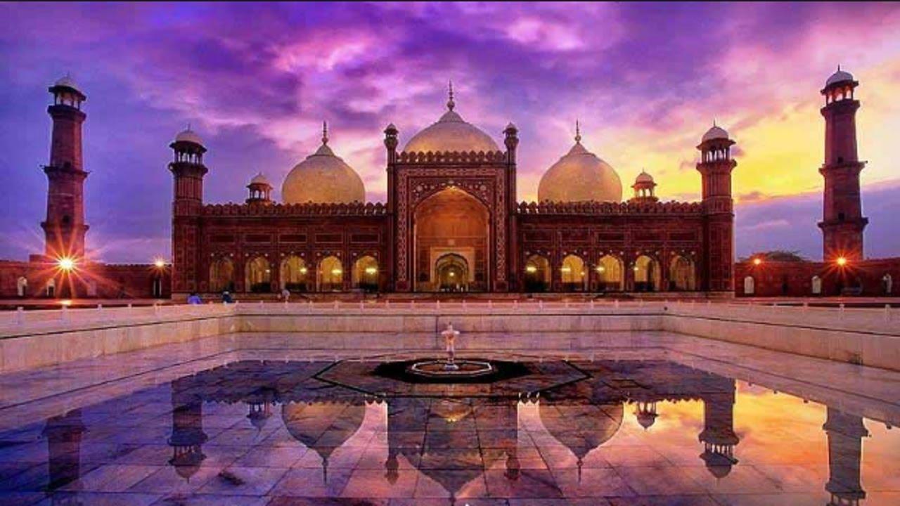 مسجد بدشاهی در لاهور