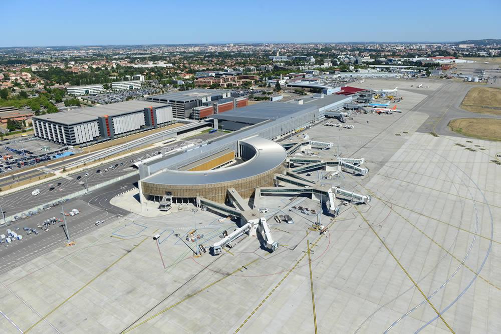 فرودگاه بین المللی تولوز فرانسه