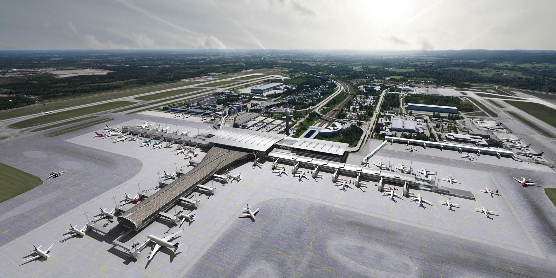 فرودگاه بین المللی گاردرموئن اسلو