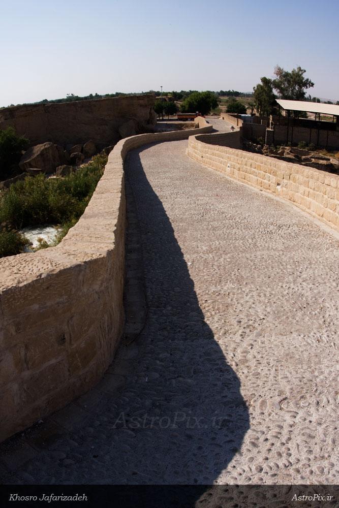 میراث فرهنگی شوشتر ، پل بند لشکر
