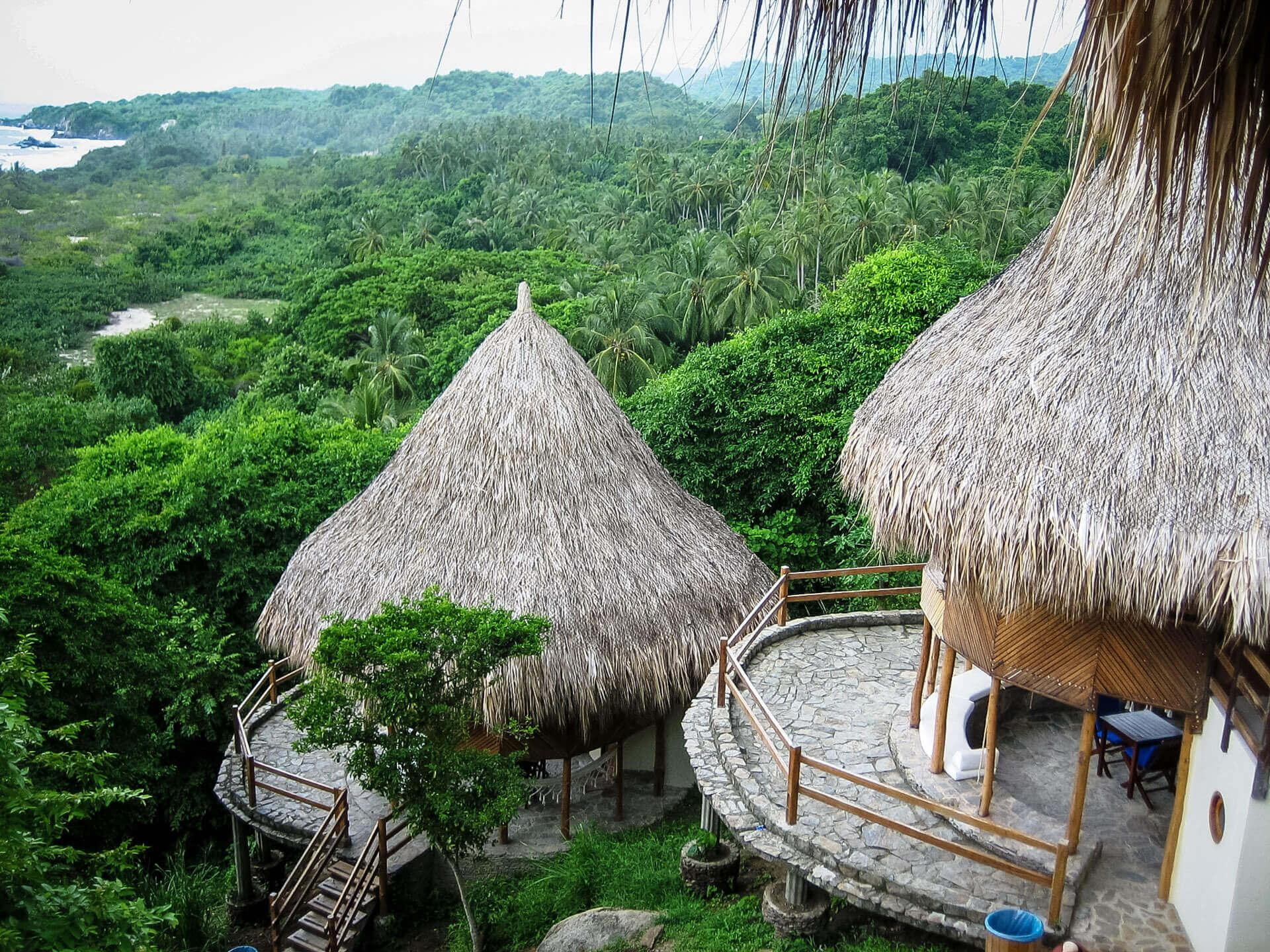 پارک ملی تایرونا کلمبیا