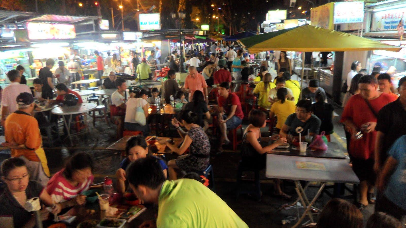 10 مکان فوق العاده در پنانگ