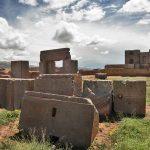 شهر باستانی تیواناکو بولیوی