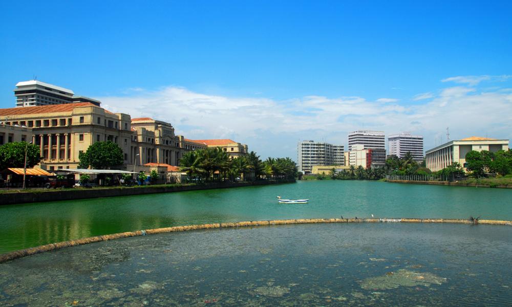 دریاچه بیرا در کلمبو