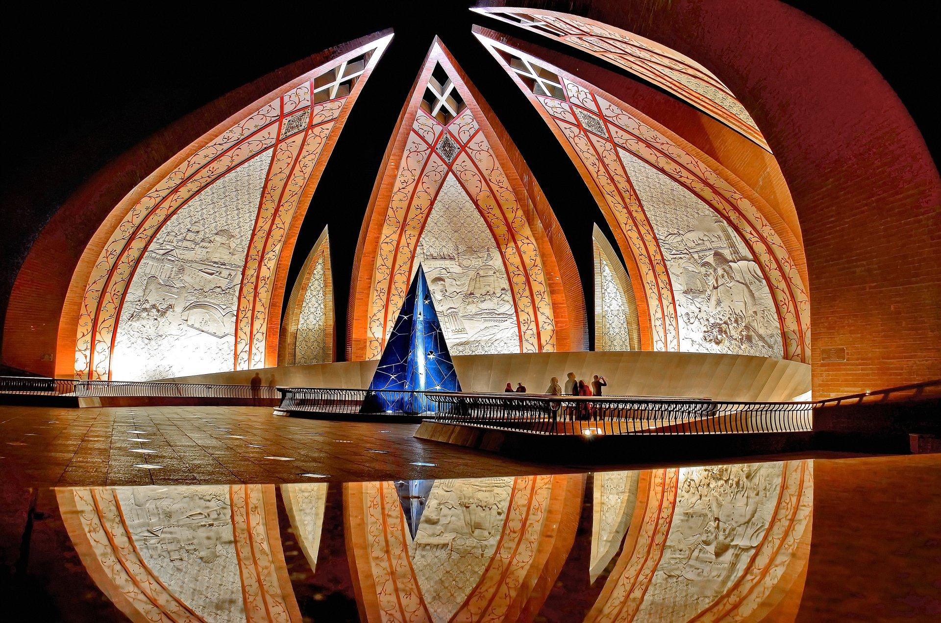بنای یادبود پاکستان
