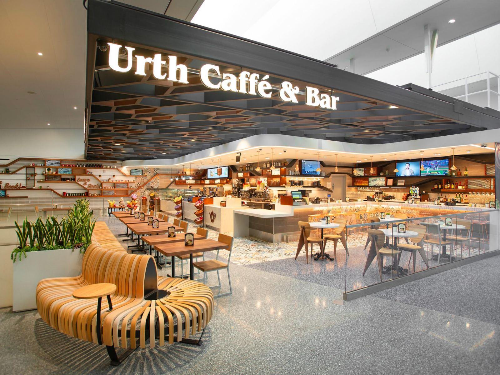 رستورانهای معروف فرودگاه