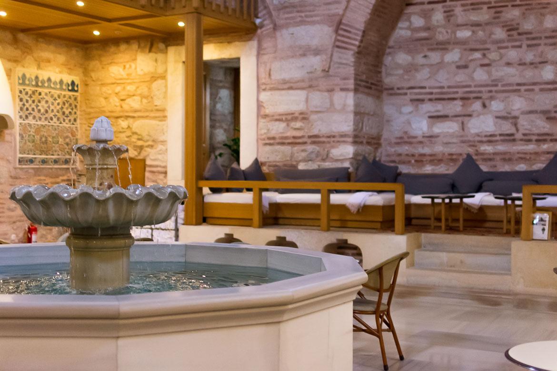حمام سنتی استانبول