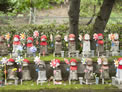 مجسمههای جيزو ژاپن