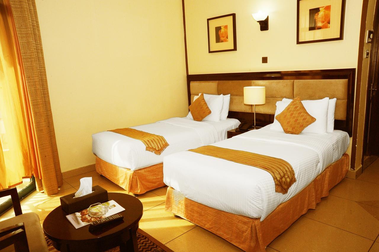 هتل الجزیره رویال ابوظبی