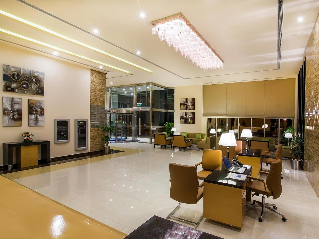 هتل وی فجیره