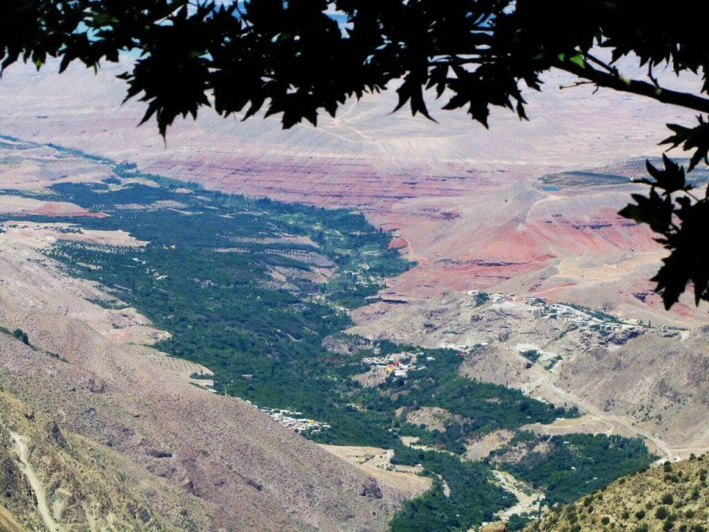 روستای سنگان زاهدان