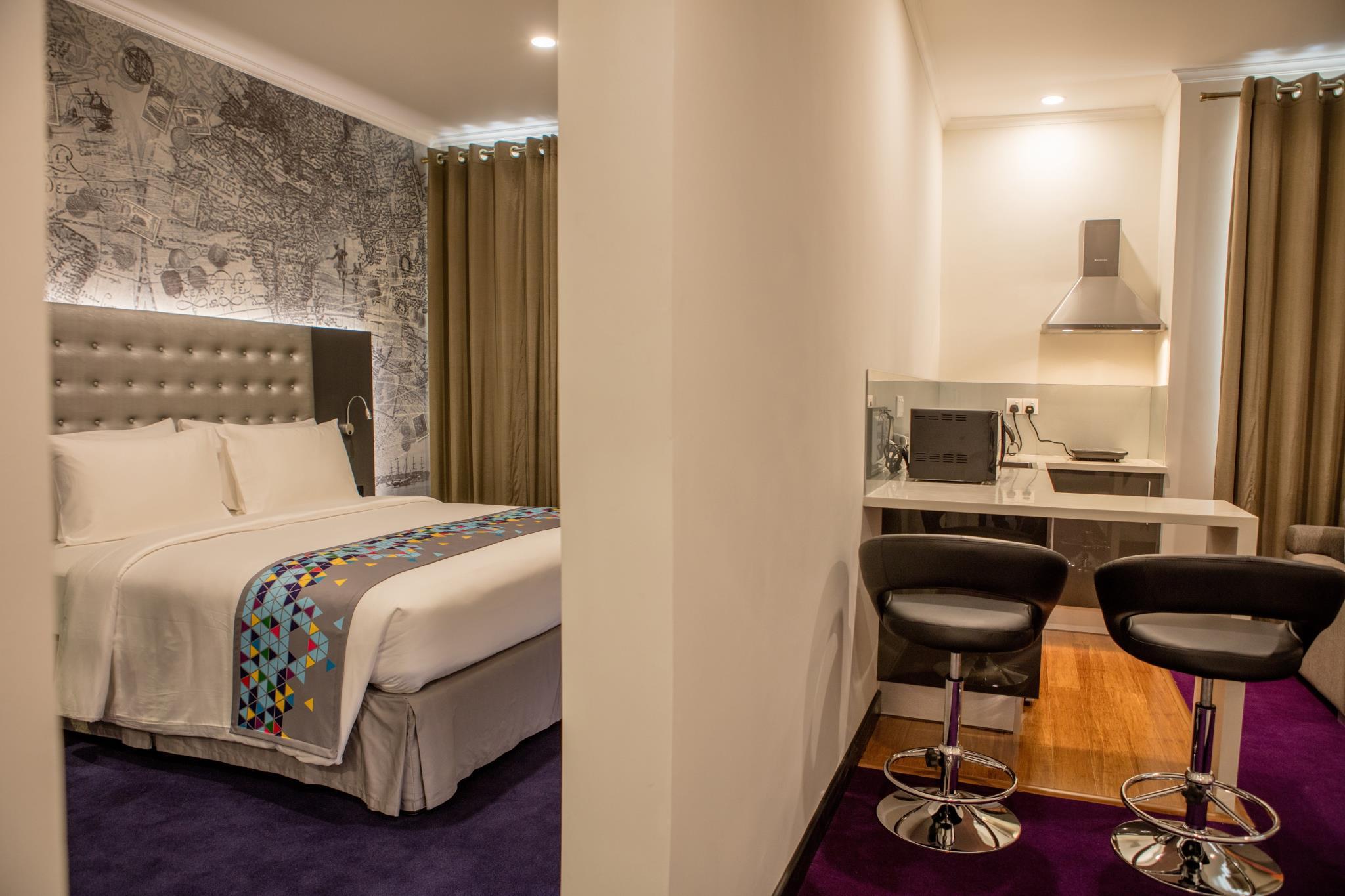 هتل فایروی کلمبو