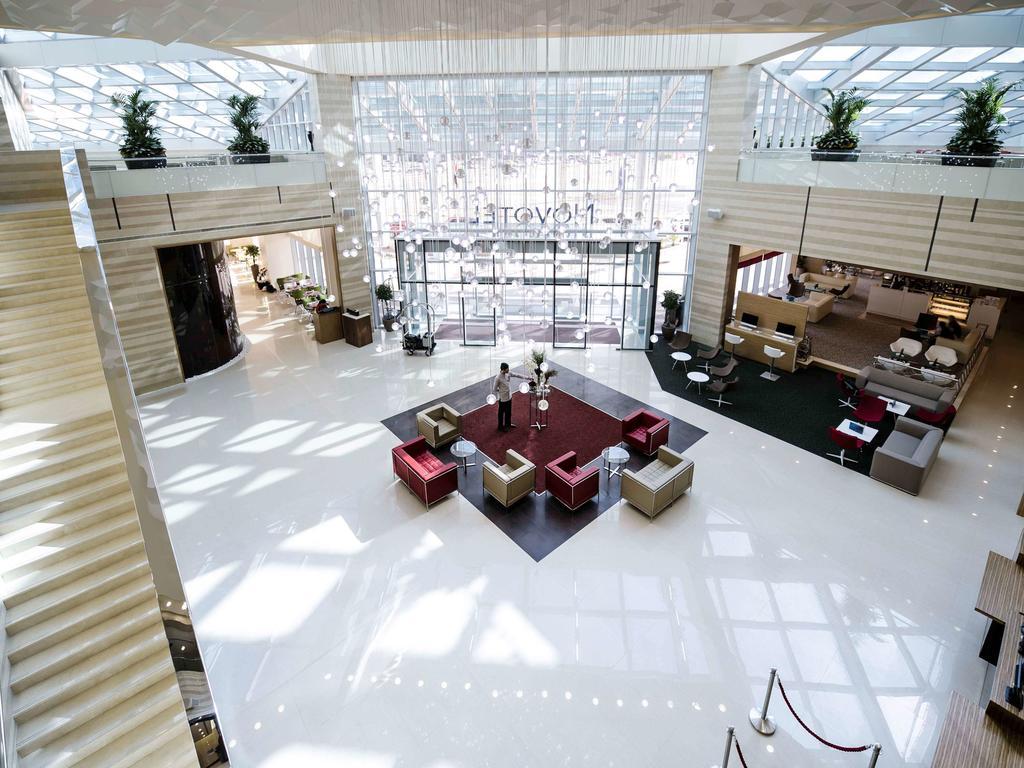 هتل نووتل فجیره