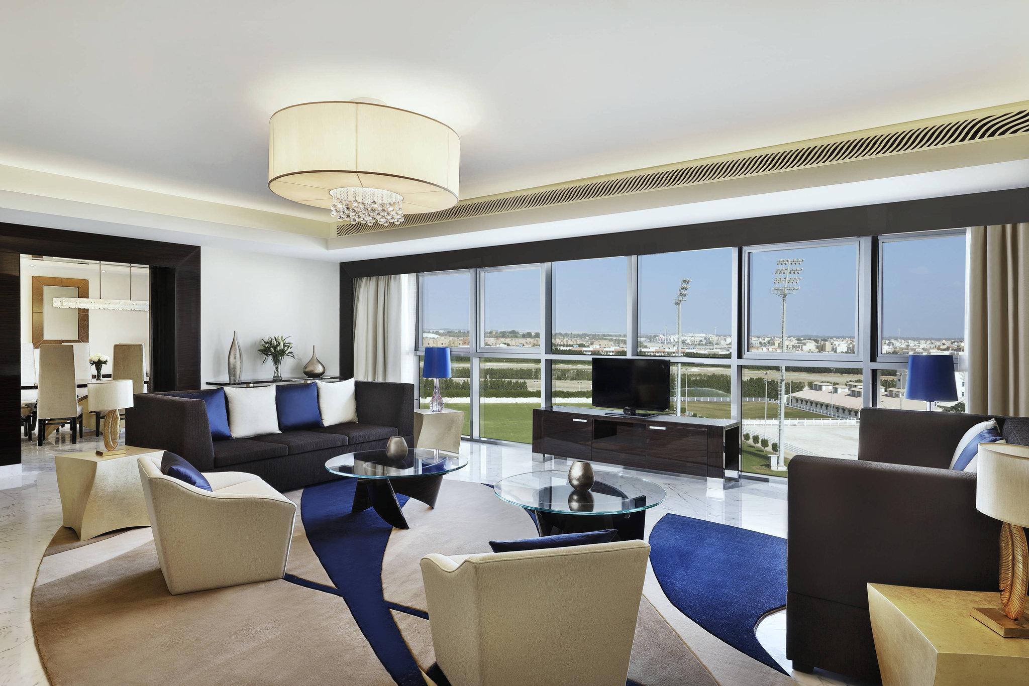 هتل ماریوت الفورسان ابوظبی