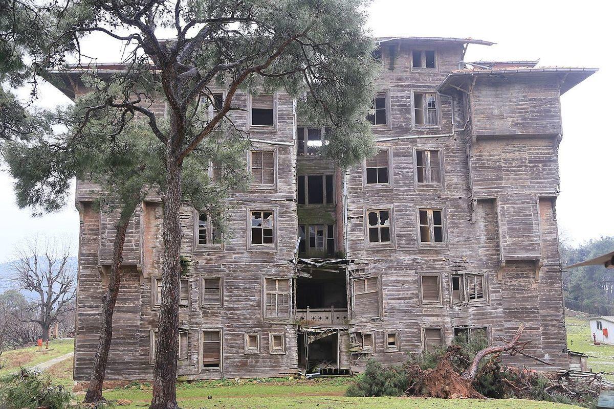 یتیم خانه پرینکیپو ، استانبول