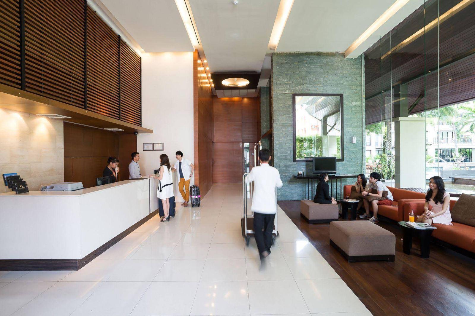 هتل امانتا اند رسیدنس راچادا بانکوک