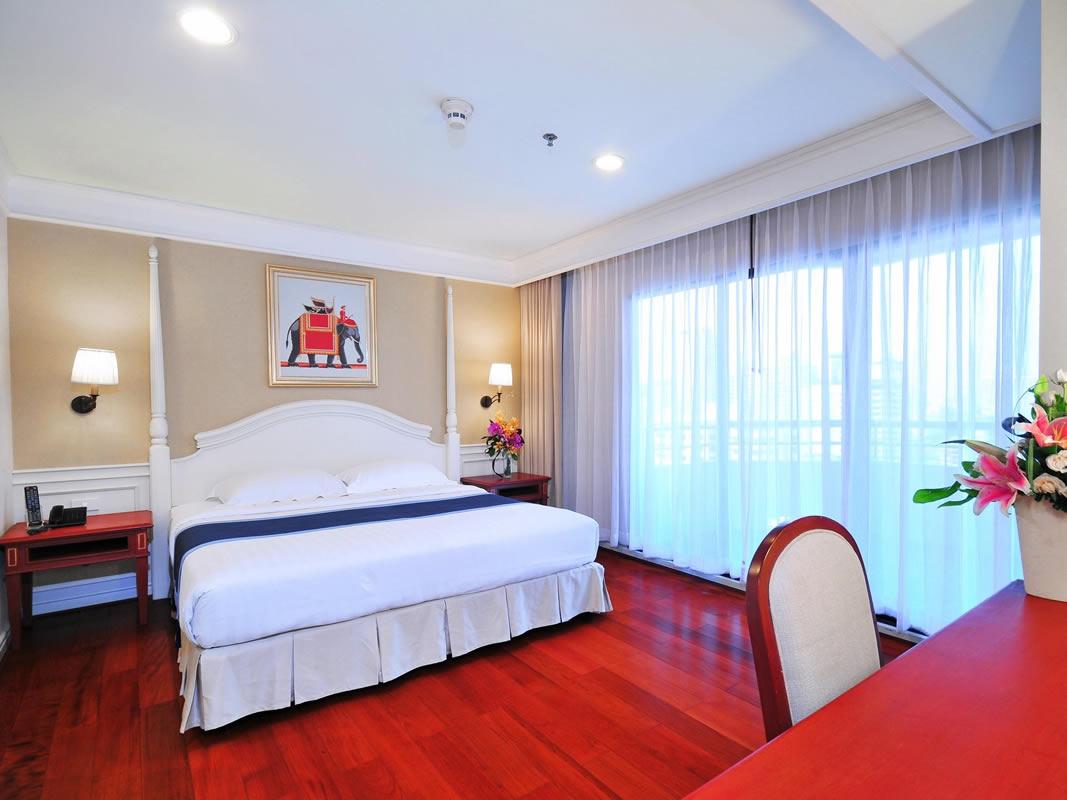 هتل سنتر پوینت سوخومویت 10 بانکوک