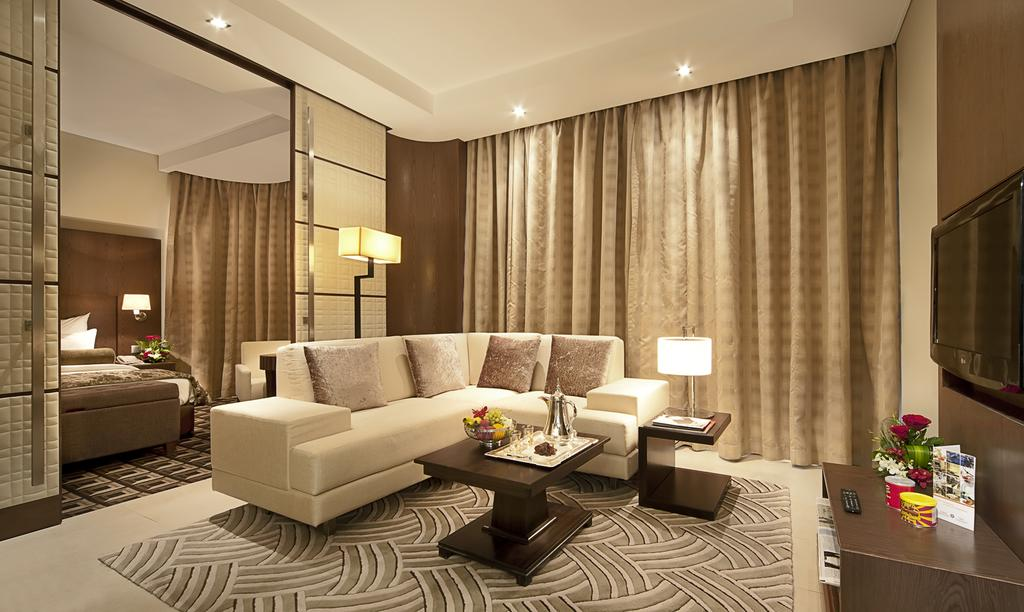 هتل اوکس لیوا اکسکتیو سوییتس ابوظبی