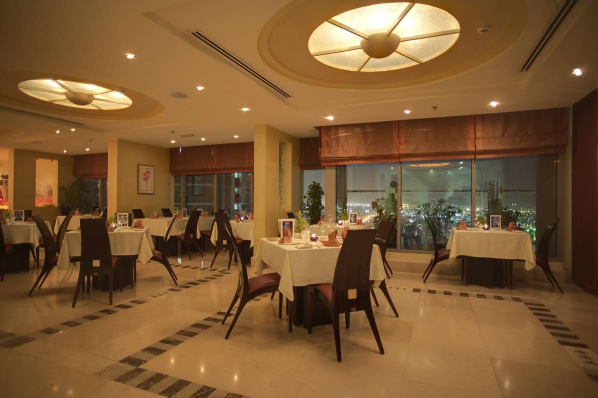 هتل اریکس ابوظبی