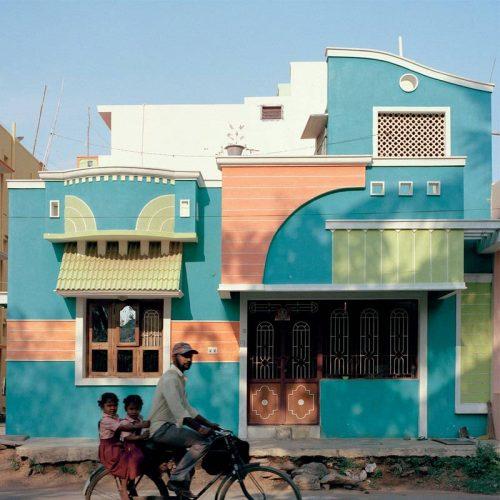 شهر رنگی تیرووانامالای هند