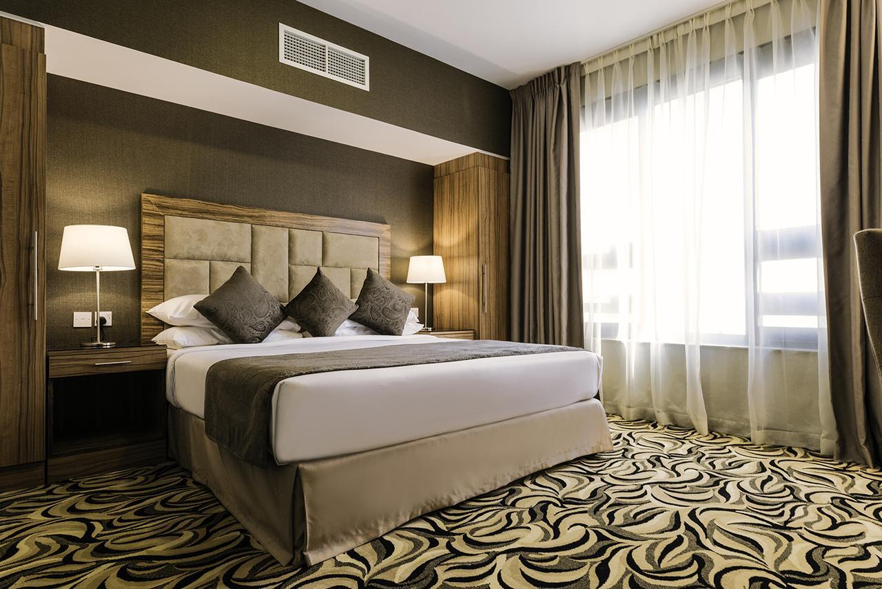 هتل امارات پلازا ابوظبی