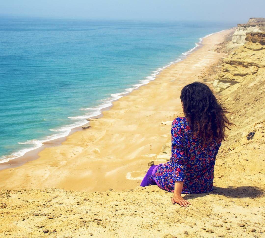 ساحل صخره ای عشق چابهار