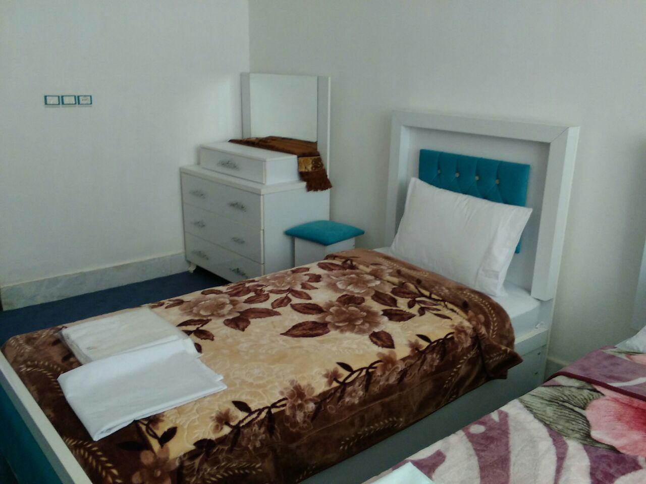 اتاق هتل آپارتمان گروشیا چابهار