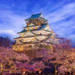 قلعه اوزاکا ژاپن