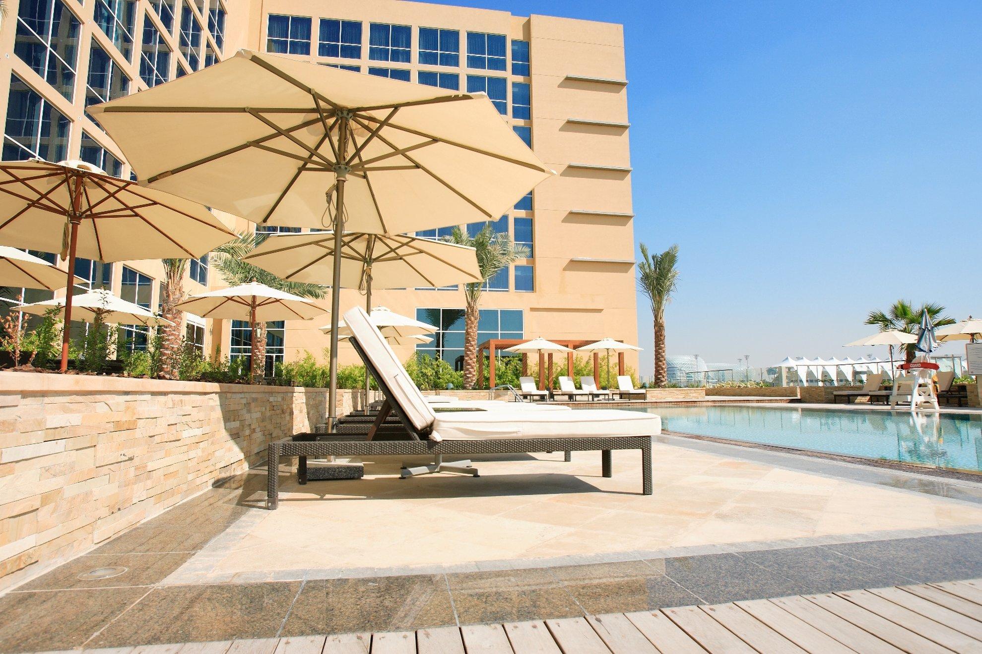 هتل سنترو یاس ایسلند ابوظبی