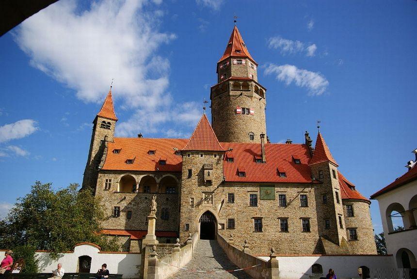 قلعه بوزوو جمهوری چک
