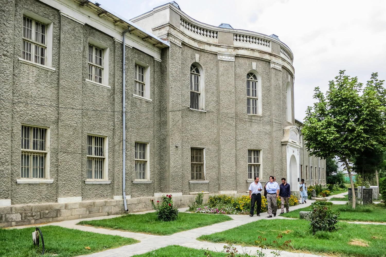 موزه ی ملی افغانستان