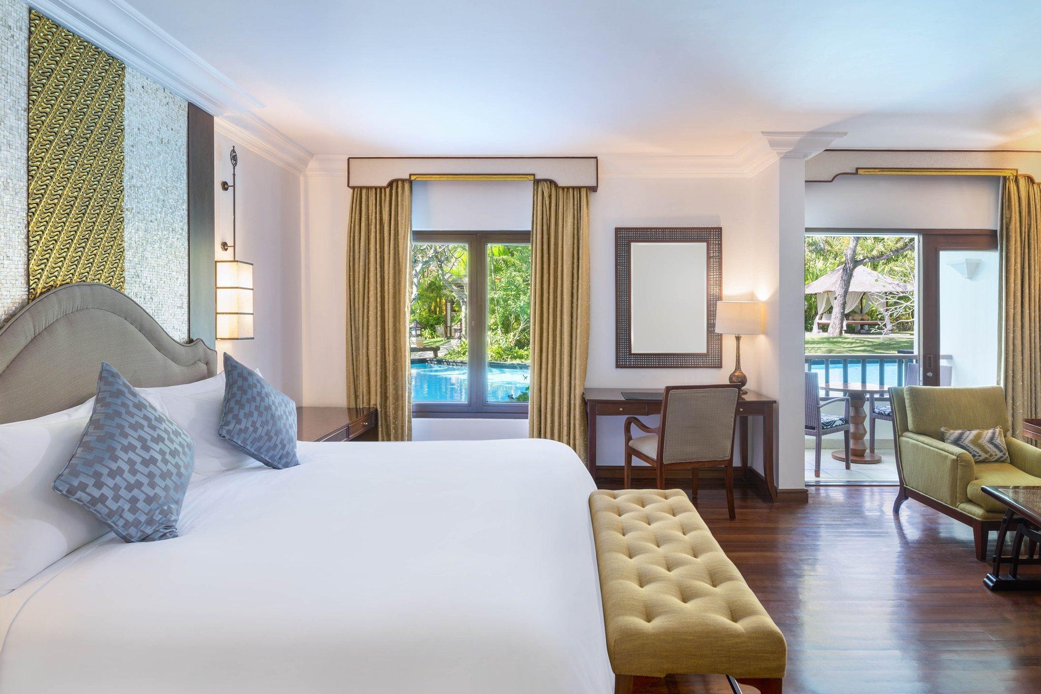 هتل د لاگونا ا لوکسری کالکشن رسورت اند اسپا نوسا دوا بالی