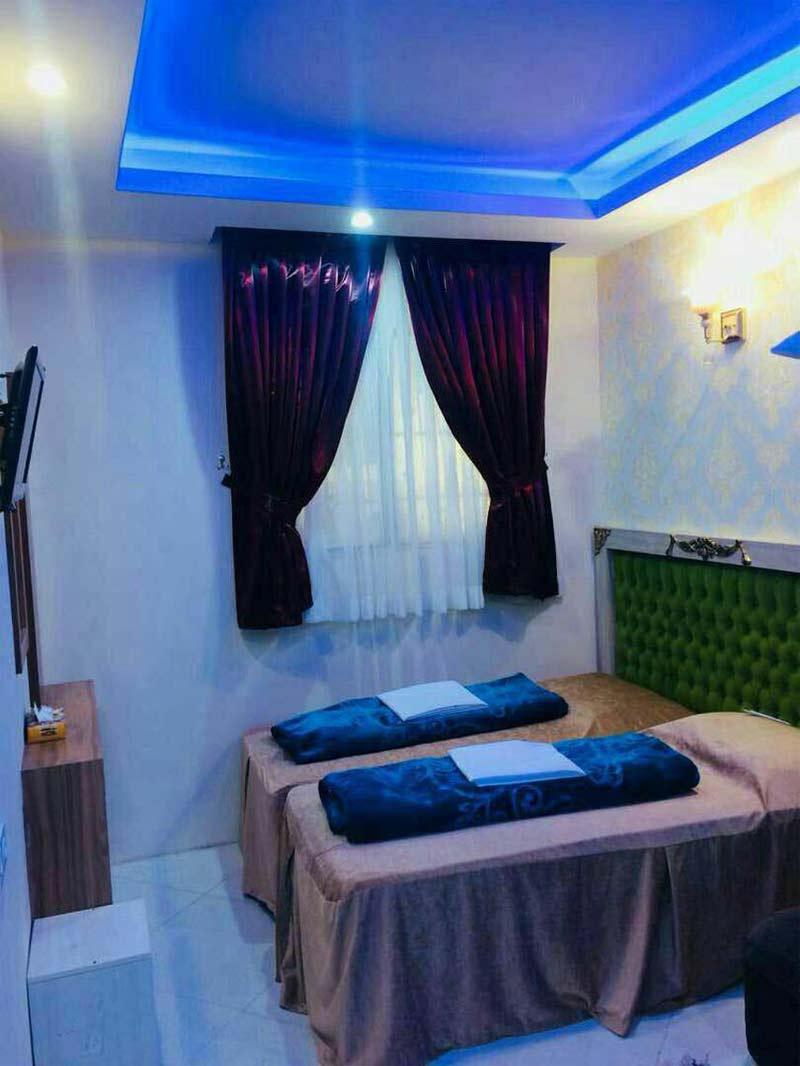 هتل آپارتمان دوستان مشهد