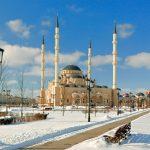 مسجد جامع گروزنی
