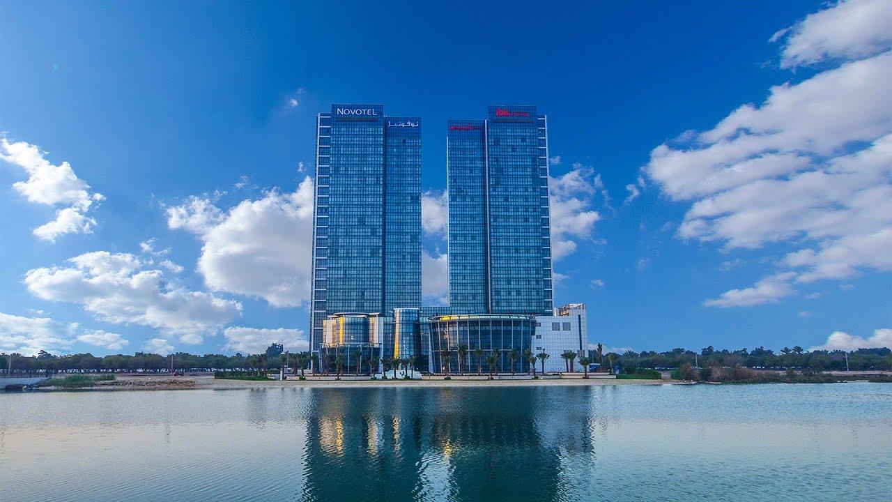 هتل ایبیس ابوظبی گیت