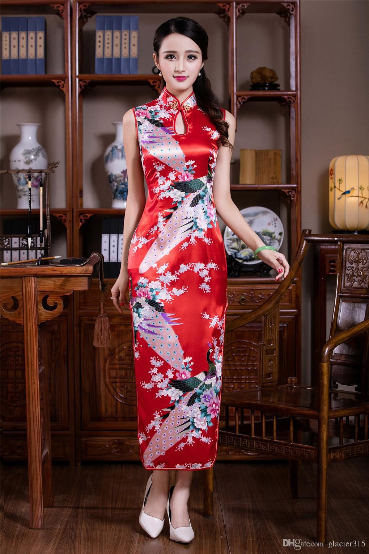 چونگسام ، لباس سنتی کشور چین