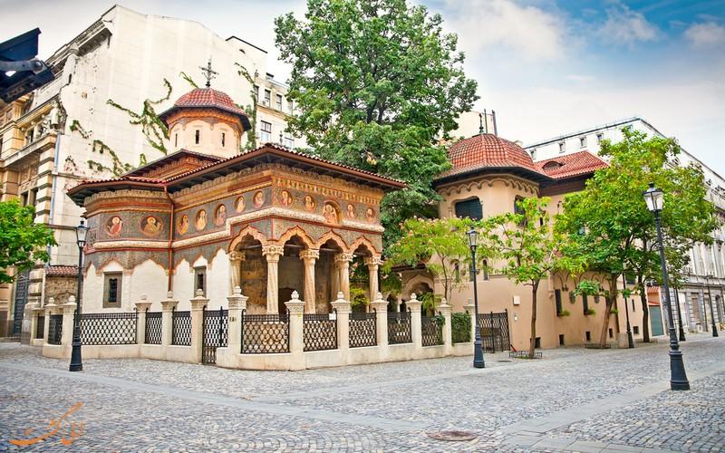 کلیسای استاوروپولئوس بخارست