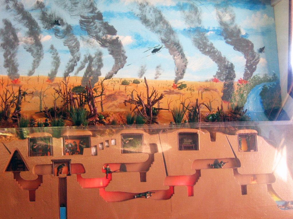 جاذبه گردشگری جنگ ویتنام